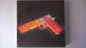 911 Pistol Song